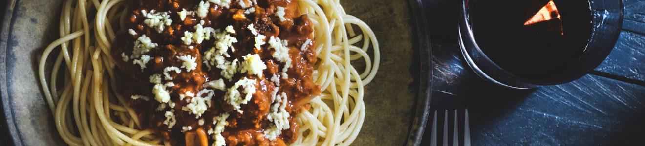 Spaghetti i rigatoni